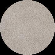 Dieses Bild zeigt ein rundes Kunstledermuster in der Farbe Sand.